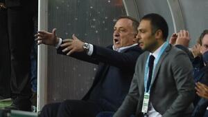 Gaziantespor - Fenerbahçe maçında dikkat çeken kareler!