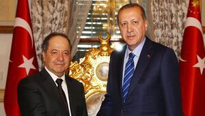 Barzaninin ofisinden açıklama: Musul operasyonu görüşüldü
