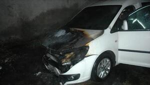 Adanada 3 otomobil kundaklandı