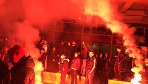 Fenerbahçeli taraftarlar Sabiha Gökçende isyan etti