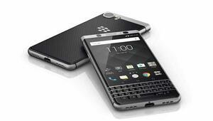 BlackBerry Mercury sahneye çıktı, işte özellikleri