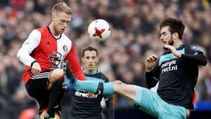 Feyenoord, PSVyi teknoloji ile yendi