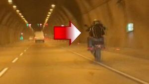 Kağıthane Tünelinde tek teker terör estirdiler