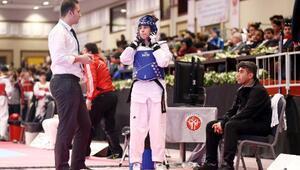 Gaziantepli Merve, şampiyonaya katılıyor