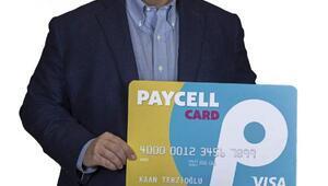 Turkcell ön ödemeli kartı Paycell Card'ı tanıttı; hedef 10 milyon müşteri