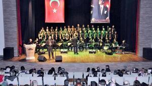 Gaziantepte, Anadolu'dan inciler konseri