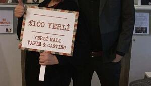 Suzan Kardeş, yeni projeler için İzmir'de