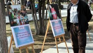 Erbakan için fotoğraf sergisi ve bin hatim