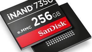 Western Digitalden 256 GBlık minik dev hafıza