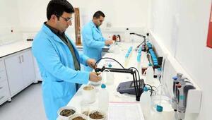 Üreticiden tarım laboratuvarına tam not