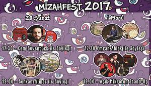 İTÜ Mizahfest ile güldürecek