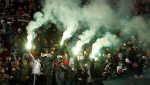 UEFAdan Beşiktaşa ceza