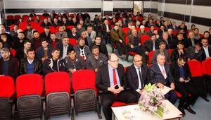 Suşehrinde DAP toplantısı yapıldı