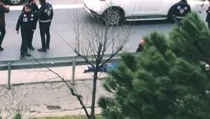 Beşiktaş taraftarı otobüsten düştü