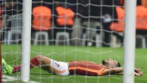 Galatasaray - Beşiktaş derbisinden fotoğraflar