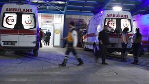 Konya'da iki grup arasında bıçaklı kavga: 1 ölü 1'i polis 4 yaralı