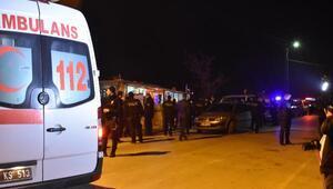 Konyada iki gurup arasında bıçaklı kavga: 1 ölü 1i polis 4 yaralı