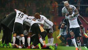 Galatasaray 0-1 Beşiktaş / MAÇ SONUCU