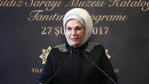 Emine Erdoğan: Abdülhamit Hanın mirasının kıymeti yeterince anlaşılmamış ve tasfiye edilmiştir