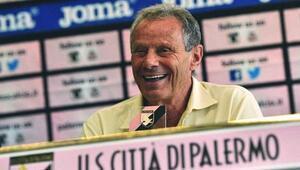 Palermonun başkanı istifa etti