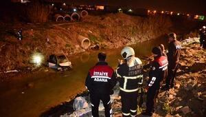Kazada kayıp olarak aranan kişi evinde bulundu