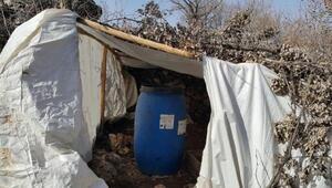 Diyarbakırda 1 ton 787 kilo esrar ele geçirildi