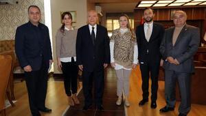 Başkan Yaşar: Faydalı her projeye açığım