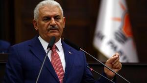 Başbakan Yıldırımdan Kürdistan bayrağı eleştirilerine yanıt