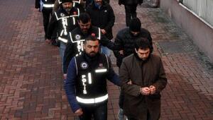 Bartında FETÖye 7 tutuklama