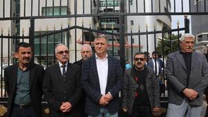 HDP Eş Genel Başkanı Yüksekdağ, Mersinde yargılanıyor