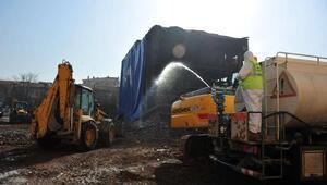 Asbestli Havagazı Fabrikasının yıkımında çevre sağlığı uyarısı (2)