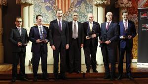 Mobil İletişim Sektörüne Önemli Katkı ödülünü aldı