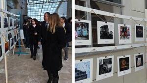 Kırklareli Üniversitesi öğrencilerinden 'değişim fotoğraf sergisi'ne yoğun ilgi