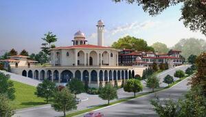 Karadenizin en büyük Camii ve Külliyesi