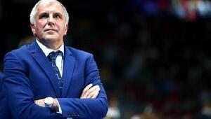 Zeljko Obradovic:Çok agresif basketbol oynayan bir rakiple karşılaşacağız