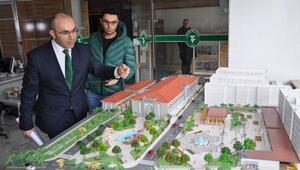 Yozgat Belediyesi yatırımlara hız verdi