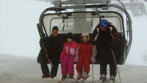 Ilgazda kayak heyecanı devam ediyor