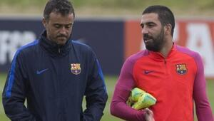 Barcelonada Arda Turan kararı Kadroya alınmadı...