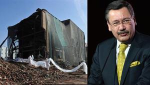 Ankarada tartışma yaratan yıkımla ilgili flaş karar