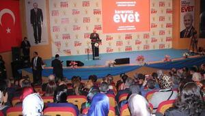 Kurtulmuş: Türkiye'nin ayaklarından çekiyorlar (2)