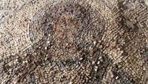 1 milyon dolara Bizans mozaiği