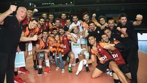 Galatasaray HDI Sigorta 3-0 Maccabi Tel Aviv