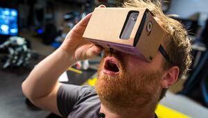 Google Cardboard satışları patladı