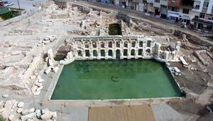 Yozgatta turizme kazandırılacak Roma Hamamı çevresinde kamulaştırma