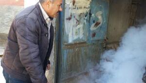 Aksaray Belediyesinden ilaçlama seferberliği