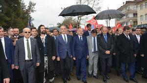 Müezzinoğlu, metro ile yolculuk yaptı (4)