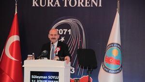 Bakan Soylu:Türkiyeyi taşımayan bu sistemden şikayetçiyiz