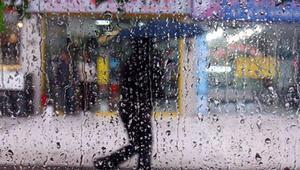 Meteorolojiden 2 il için kuvvetli sağanak yağış uyarısı