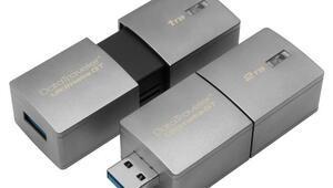 Dünyanın en yüksek kapasiteli USB Flash belleği Türkiyede