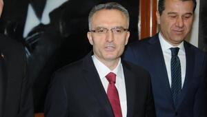 Maliye Bakanı Ağbal: Enflasyon yukarı gitmiş, bunu görüyoruz